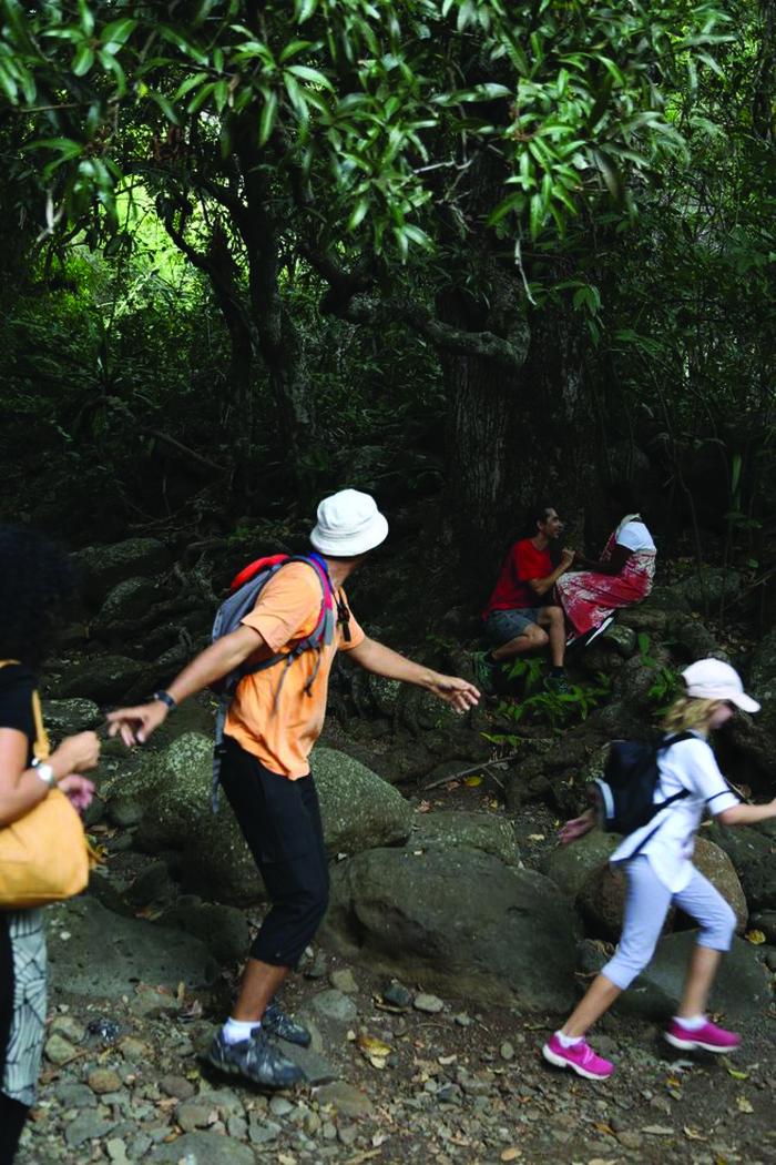 Journées du patrimoine 2018 - Sur les traces d'Héva et Anchaing