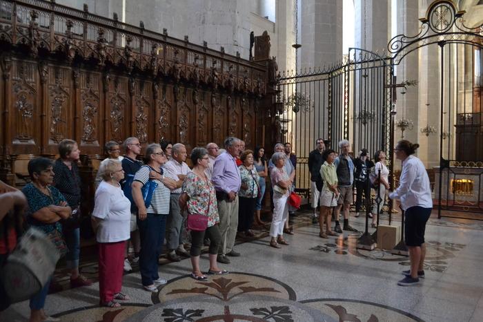 Journées du patrimoine 2017 - Sur les traces de l'Abbaye de Saint-Claude...