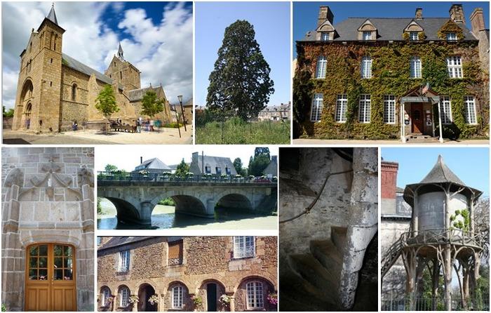Journées du patrimoine 2017 - Visite guidée de la ville de Pontorson