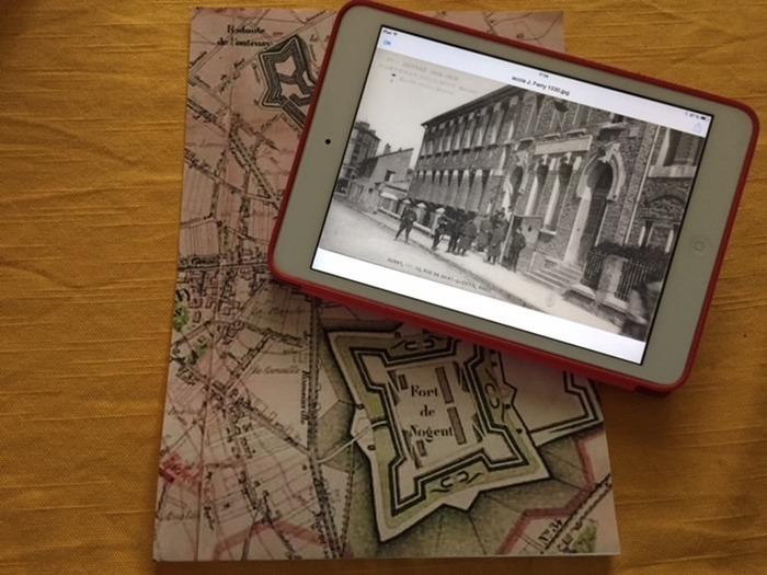 Journées du patrimoine 2018 - Sur les traces de la guerre 14-18 : traversée de Fontenay pour une visite numérique