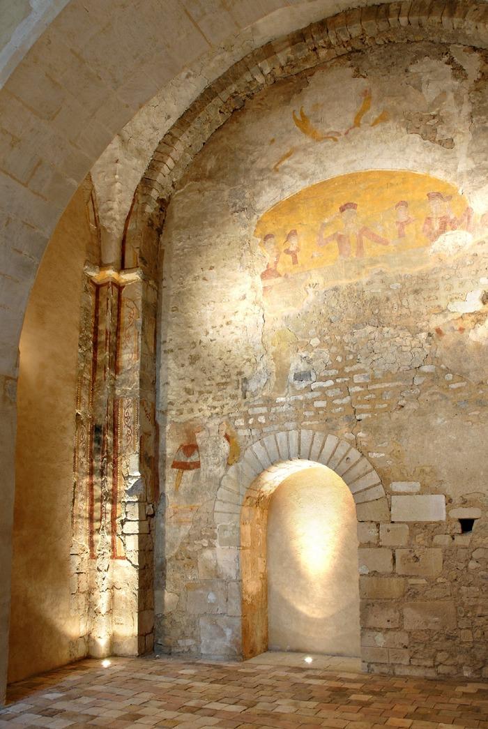 Journées du patrimoine 2018 - Sur les traces de Saint-Martin de Ligugé