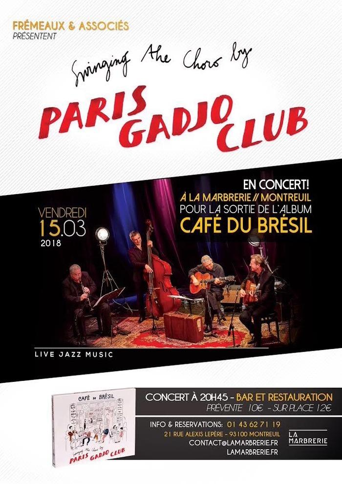 Swinging the Choro by Paris Gadjo Club
