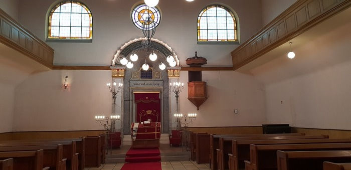 Journées du patrimoine 2018 - Synagogue de Brumath