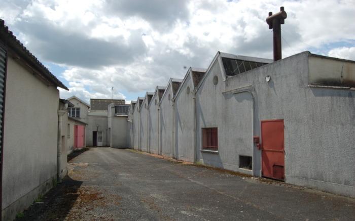 Journées du patrimoine 2018 - Table ronde au Cercle pointu, ancienne usine de broderie