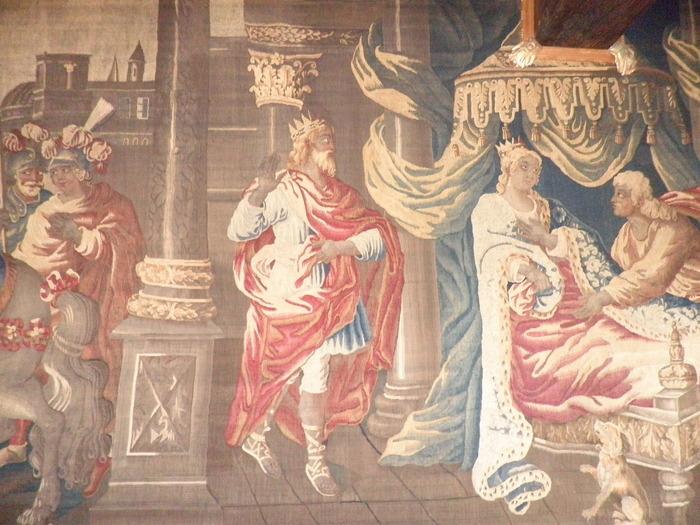 Journées du patrimoine 2018 - Découverte des tapisseries d'Aubusson de l'Hôtel de Ville