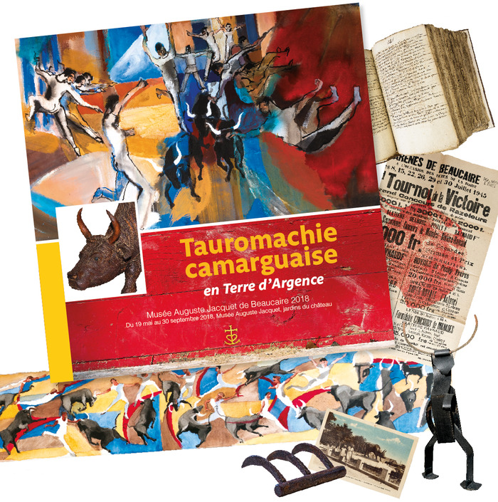 Journées du patrimoine 2018 - Tauromachie camarguaise en Terre d'Argence