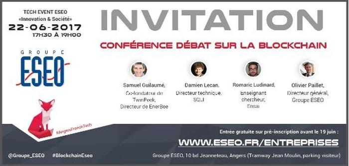TECH EVENT ESEO : Innovation et société