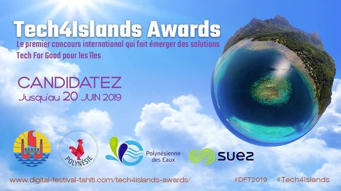 Tech4Islands Awards
