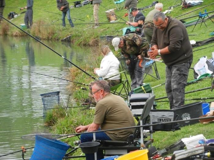 Telethon 2019 : pêche à la ligne à Labège et Castanet Rabaudy