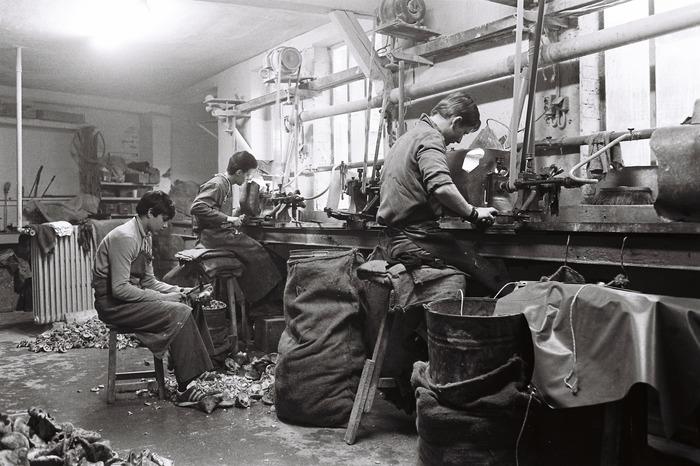 Journées du patrimoine 2018 - Témoignage d'un ancien boutonnier de la région méruvienne