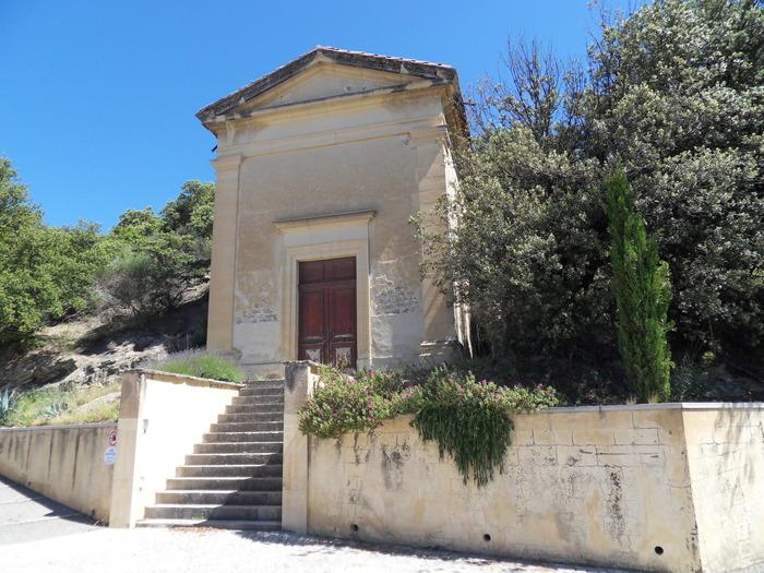 Crédits image : association pour le patrimoine Venterolais (photo prise avant restauration)