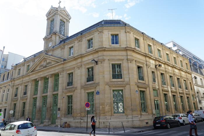 Journées du patrimoine 2017 - Visite commentée des lieux, avec chapelle et orgue