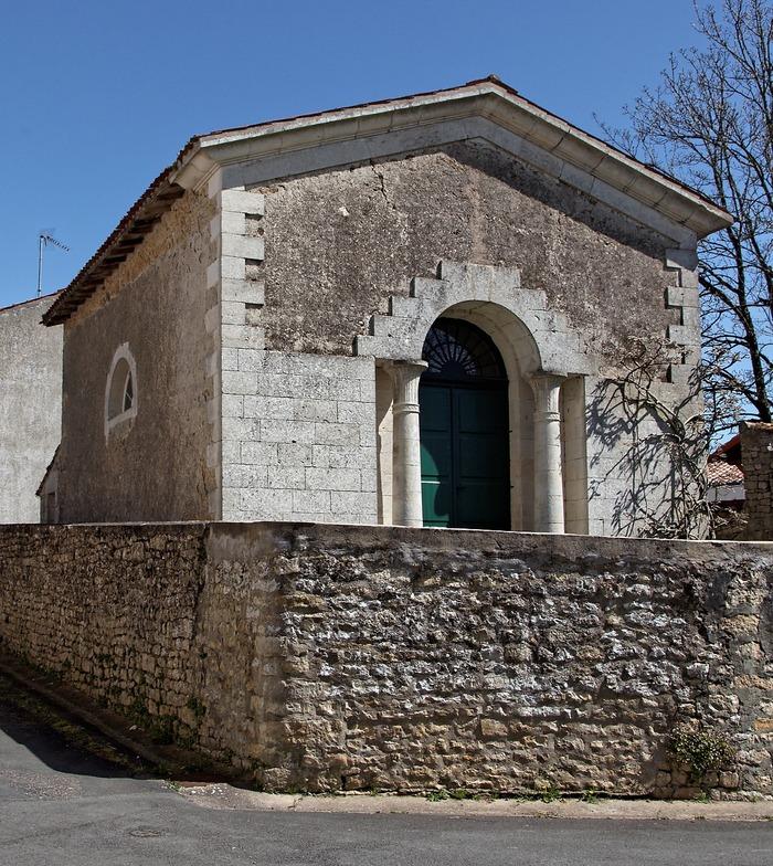 Journées du patrimoine 2017 - Temple protestant