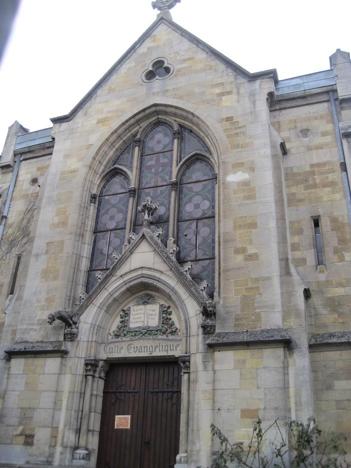 Journées du patrimoine 2018 - Temple protestant