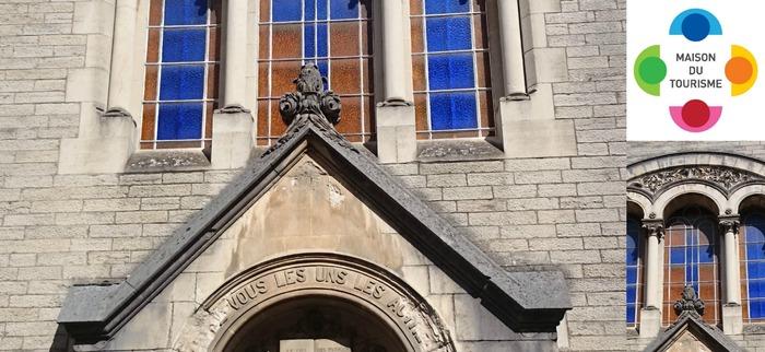 Journées du patrimoine 2017 - Découverte du Temple de Vesoul