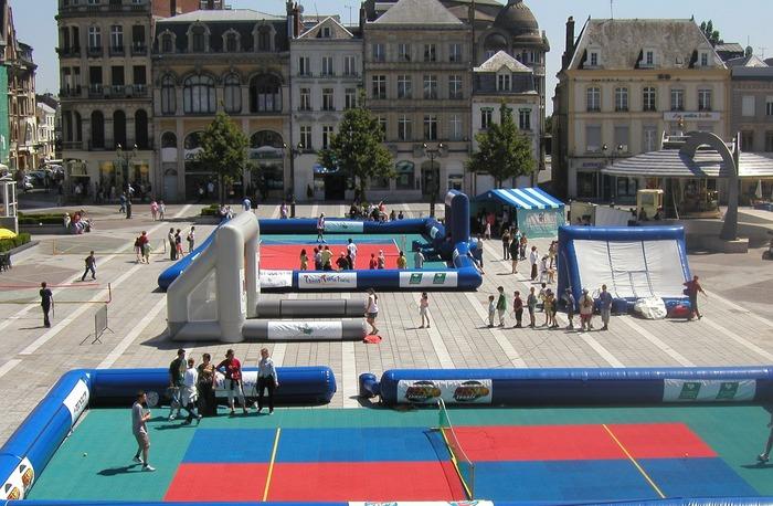 Tennis Tour des Hauts-de-France