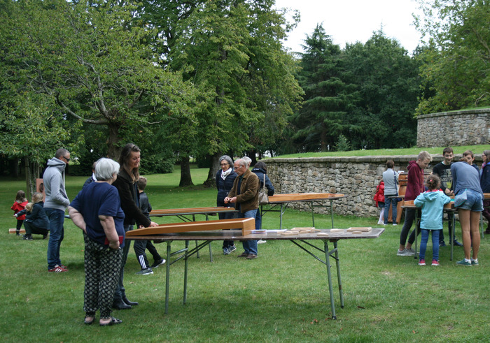 Journées du patrimoine 2018 - Testez votre habilité : jeux traditionnels en bois