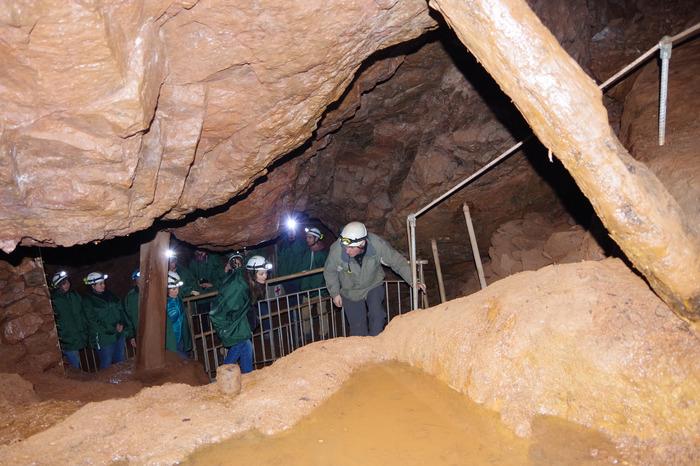 Journées du patrimoine 2018 - Les mines de cuivre des ducs de Lorraine