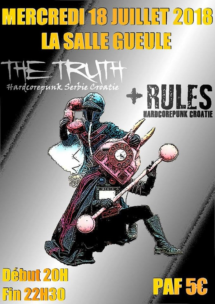 The Truth + Rules