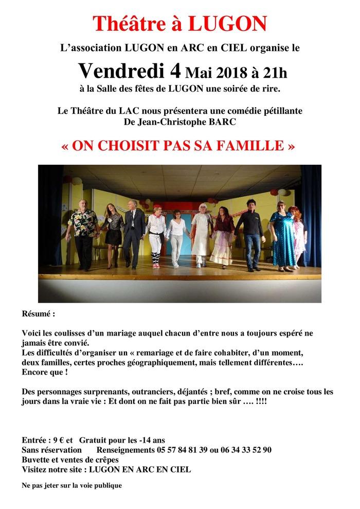 Théâtre à Lugon