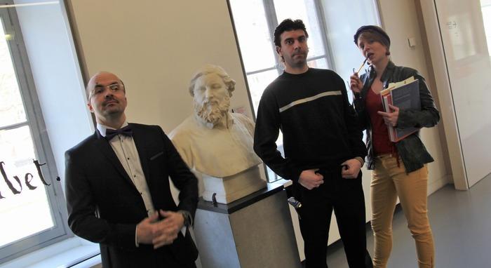 Journées du patrimoine 2017 - Théâtre d'imposture : une visite haute en couleurs au Musée Courbet