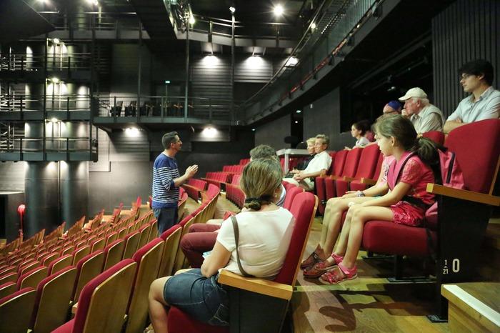 Journées du patrimoine 2017 - Théâtre de Cornouaille