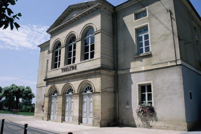 Journées du patrimoine 2018 - Visitez le Théâtre de Gray