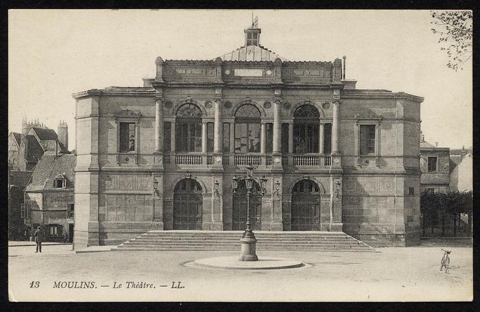 Journées du patrimoine 2017 - Visite guidée du théâtre