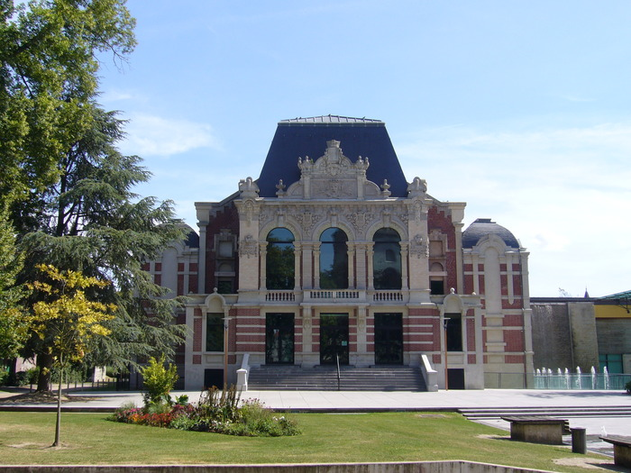 Crédits image : Ville de Saint-Amand-les-Eaux