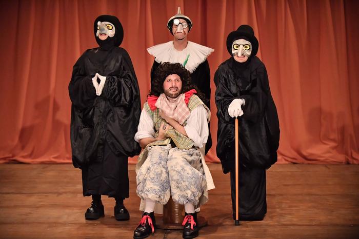 Journées du patrimoine 2018 - Théâtre en plein air - Monsieur de Pourceaugnac