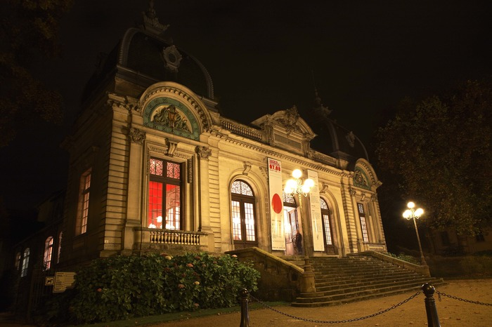 Journées du patrimoine 2018 - Visite du Théâtre Max Jacob