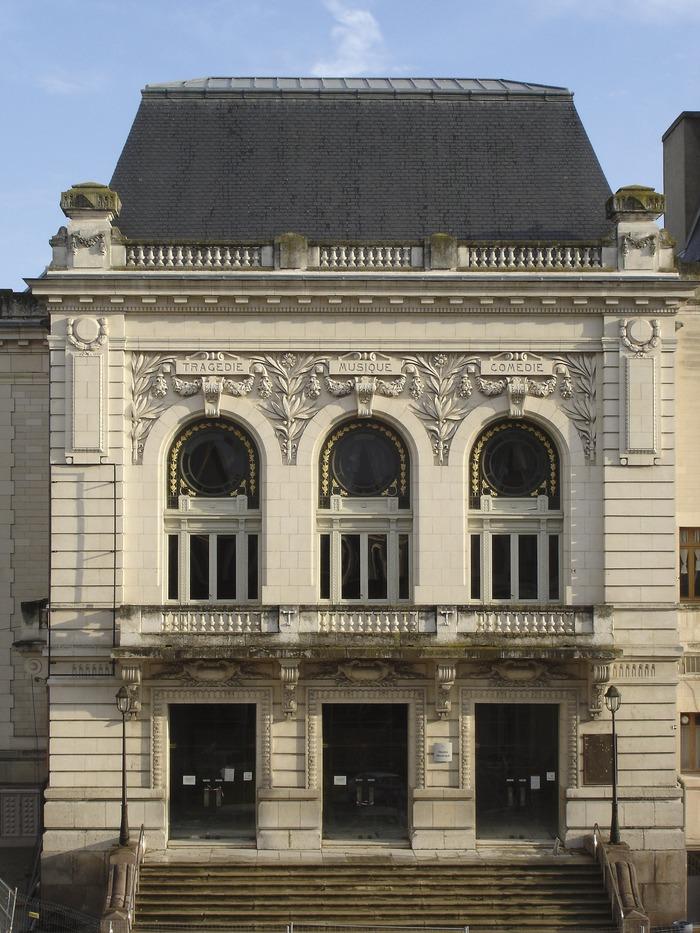 Journées du patrimoine 2017 - Théâtre municipal Gabrielle Robinne