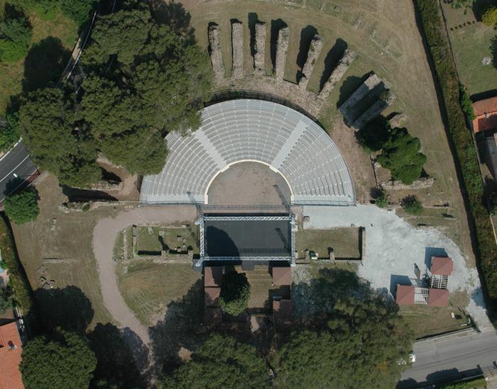 Journées du patrimoine 2018 - Théâtre romain
