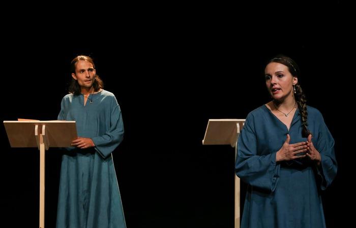 Théâtre // Tristan et Yseult
