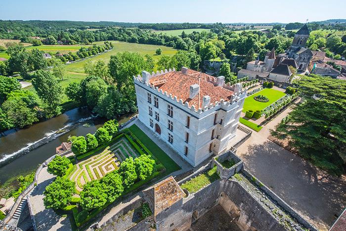 Journées du patrimoine 2018 - Thématique musicale axée autour du partage et nombreuses animations au château de Bourdeilles