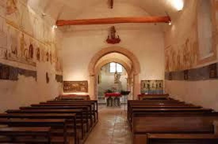 Journées du patrimoine 2018 - Thenissey ouvre son église et ses remarquables peintures murales du Moyen-Âge