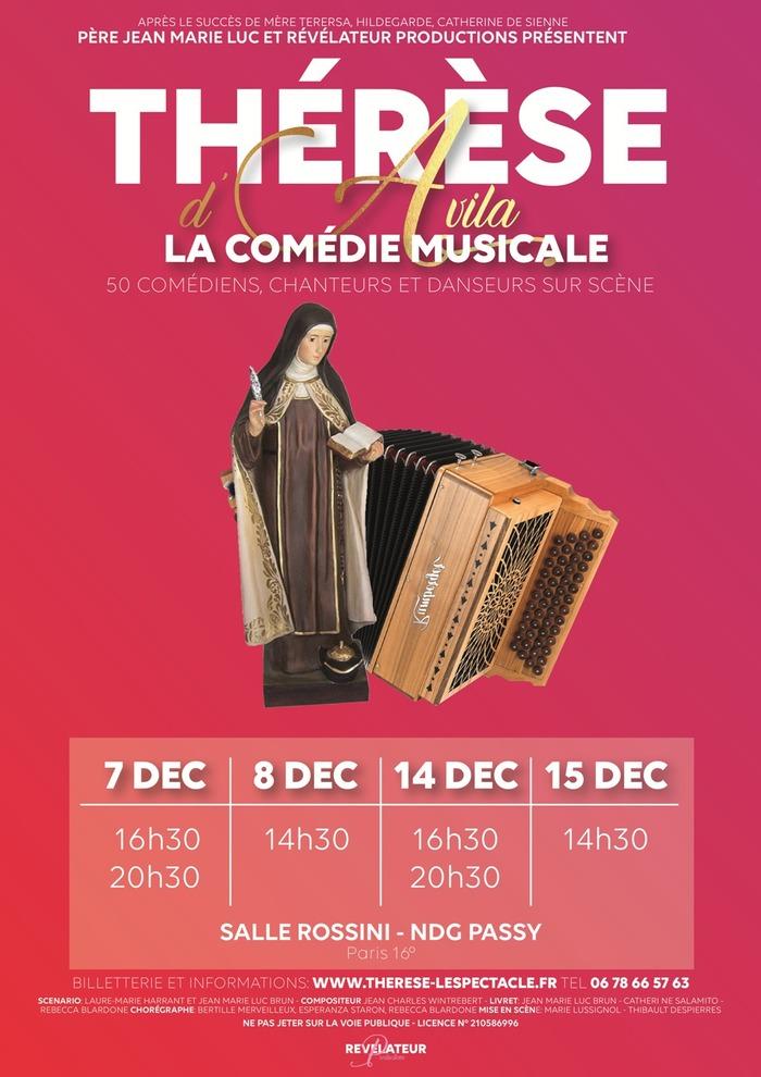 Thérèse d'Avila - Comédie musicale