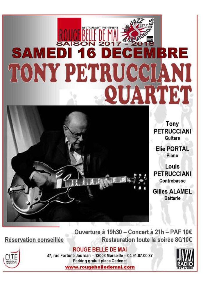 Tony Petrucciani Quartet