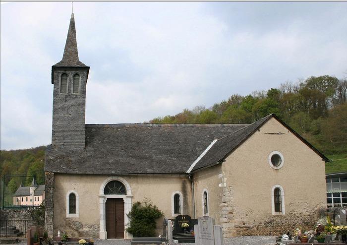 Crédits image : Service Patrimoine © Mairie d'Oloron Sainte-Marie