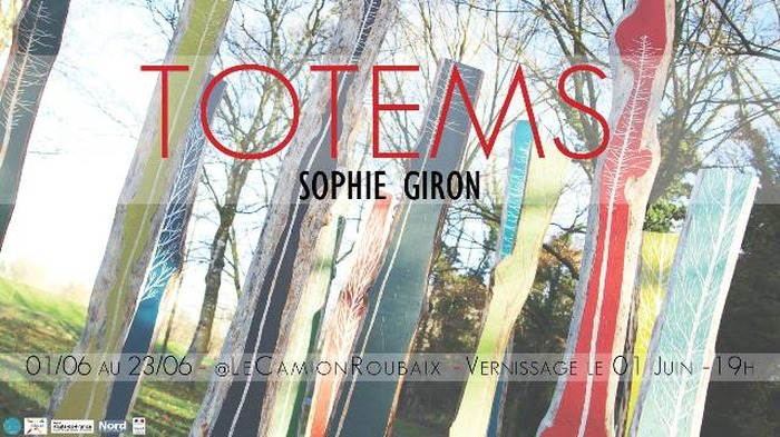 Totems - Sophie GIRON