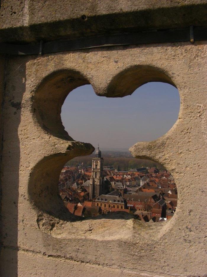 Journées du patrimoine 2018 - Montée de la tour