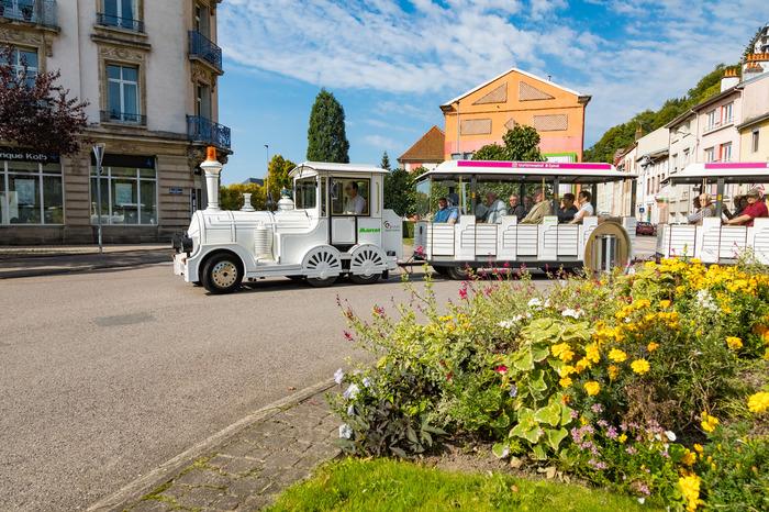 Journées du patrimoine 2018 - Tour découverte d'Epinal commenté en petit train touristique