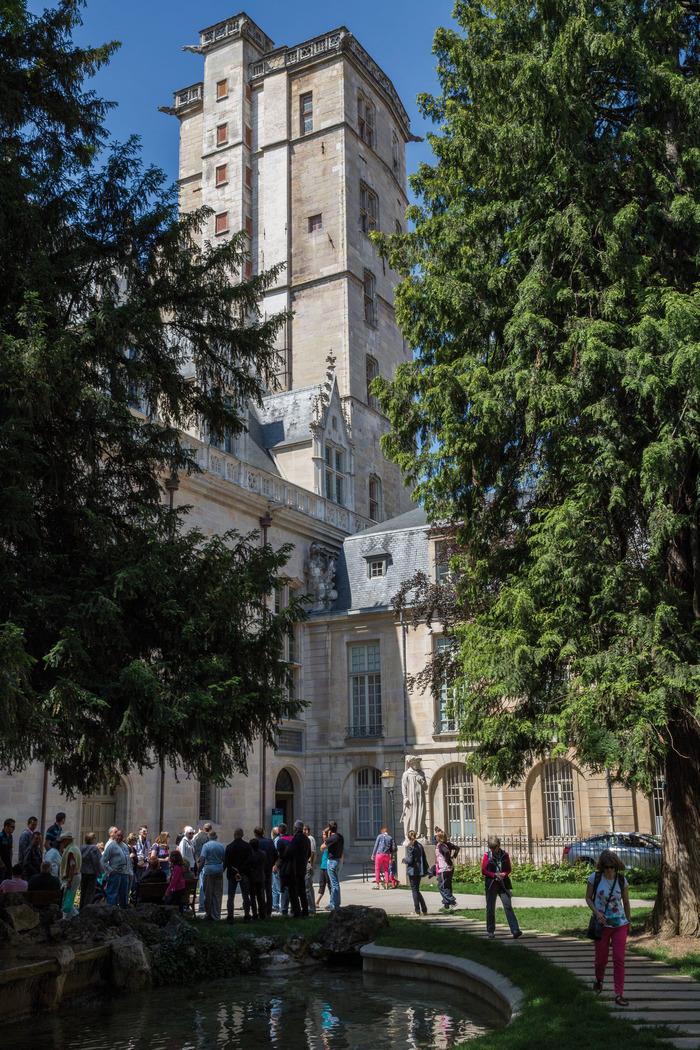 Journées du patrimoine 2018 - Tour Philippe le Bon