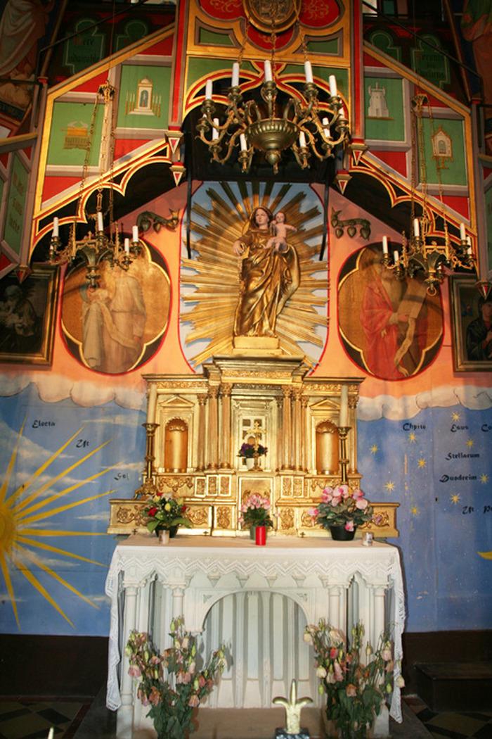 Journées du patrimoine 2018 - Tour Randonne et chapelle Notre-Dame-de-Bon-Secours.