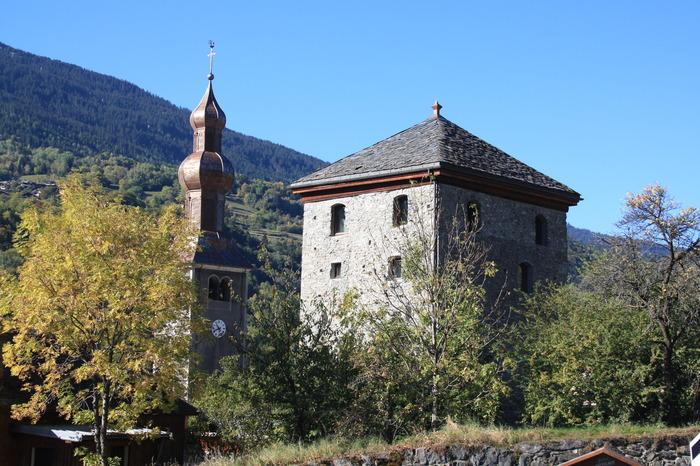Journées du patrimoine 2018 - Visite libre de la tour Sarrazine.