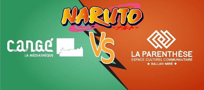 Tournoi interbib sur Naruto