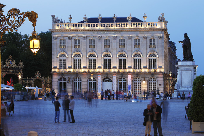 Opéra national de Lorraine - Nancy