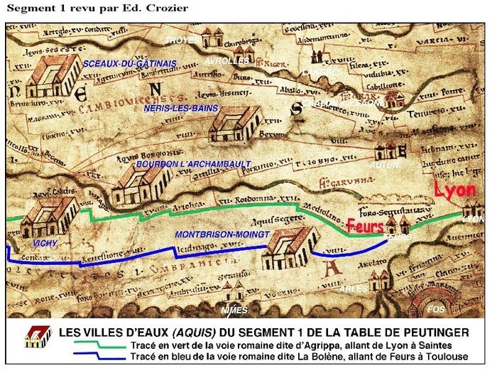 Journées du patrimoine 2017 - Tous les chemins mènent aux thermes d'Aquae Segetae