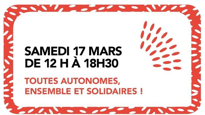 Toutes autonomes, ensemble et solidaires !