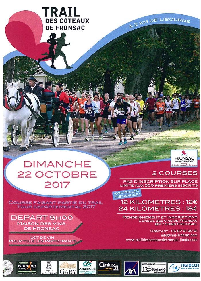 """Résultat de recherche d'images pour """"trail des coteaux de fronsac 2017"""""""